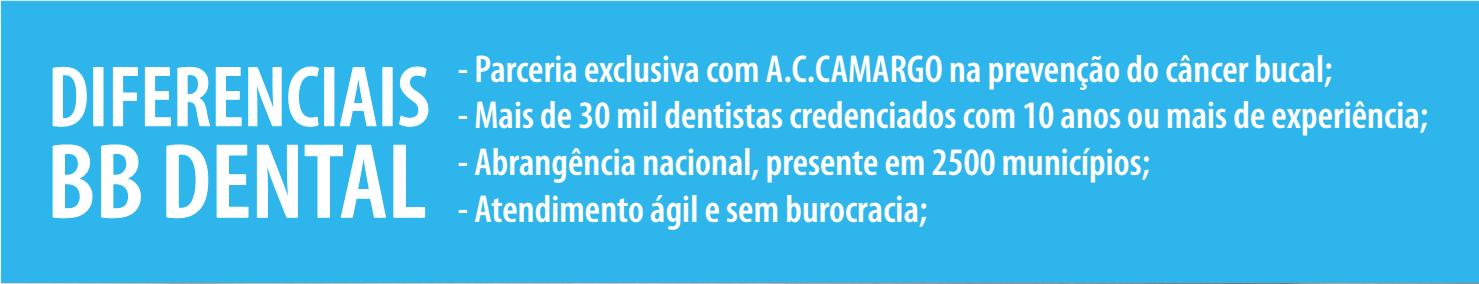 Diferenciais BB Dental